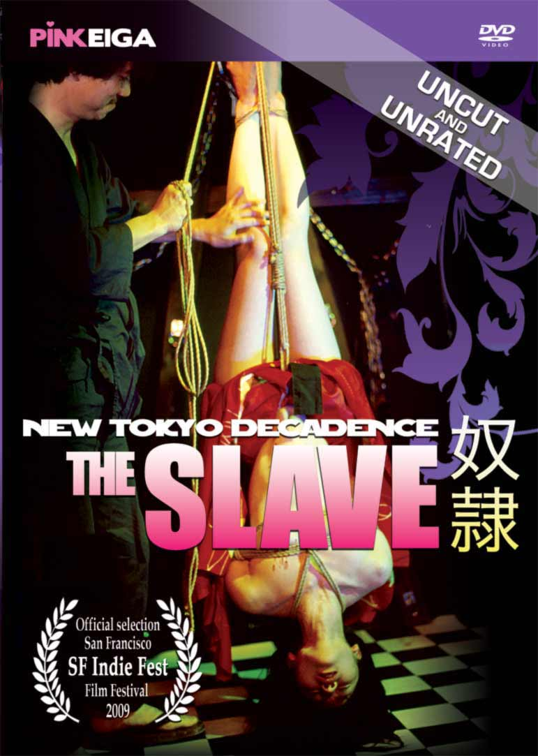 New Tokyo Decadence - The Slave DVD